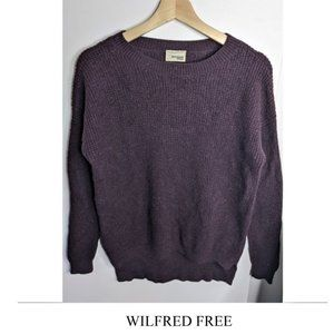 Aritzia Wilfred Free | Isabelli Sweater